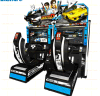 "32""Initial 7 D Amusement Machine"