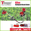 2-Stroke 62cc Petrol Backpack Grass Trimmers
