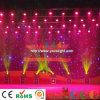 Live Misic Show, TV Station LED Curtain Light Fireproof Flannel