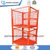 Warehouse Heavy Duty Powder Coated Foldable Wire Mesh Bin