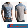Latest Design Business Casual Cotton Shirt for Men (JS9029m)