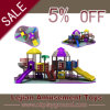 Newest Design Fashion Reliable Play Toys Playground Slide (X1519-1)