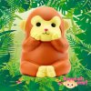 Super Jumbo Slow Rising Monkey Squishy Kawaii Stress Relief Toy