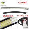 Offroad 888W 8d 4 Rows 50 Inch Curved LED Light Bar 7D
