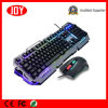 High-Speed Gaming USB Wired Mechanical Keyboard &Mouse
