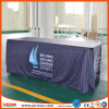 Polyester Table Cloth Heattransfer Printing for Company Advertising