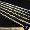 Gold/Silver Tone Ball Chain Bead Chain Stainless Steel Chain