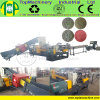 Used Plastic Recycling PS HIPS ABS PC Pet PA PE PP Film Granulator