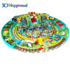 Customized Kids Soft Commercial Indoor Playground Equipment