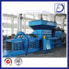 Horizontal Waste Paper Recycling Baler Machine