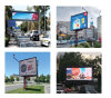 Outdoor High Refresh Rate LED Display Fixed Billboard Screen