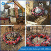 Full hydraulic pile breaker SPF400-A