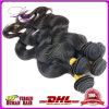 7A Unprocessed Peruvian Virgin Hair Body Wave/Human Hair Weave Extension