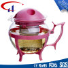 High-Quality and Best Sell Glassware Teapot (CHT8104)