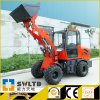 Priced 2 Ton Ce Diesel Mini Small Front End Wheel Loader with Snow Blower