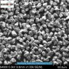 Polycrystalline Diamond Superabrasives Made by Blasting for Lapping and Polishing of Semiconductor Wafers and Sapphire Wafers