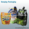 Stand up Pouch with Spout, Food Packaging Bags (DQ0093)