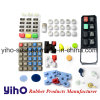 Molded Silicone Keypad Parts