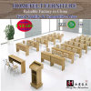 Wooden Simple School Table for Students and Teachers