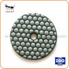 China 3 Inch 80mm Diamond Dry Flexible Polishing Pads