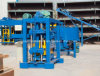 Qt40-2 Manual Cement Block Machine Concrete Brick Making Machine