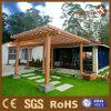 Customized Size Carport Designs Garden Pergola Wood WPC