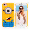 Minions Toy Brick Case for iPhone 7