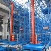 Asrs Industrial Warehouse Storage Multi Level Steel Rack