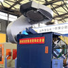 New Energy-Saving 2000kg Steel Shell Induction Furnace for Scrap Steel Heating Melting and Casting
