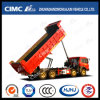 High Quality 8*4 Heavy Duty Faw Dump Truck