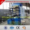 50t Rubber Floor Tile Making Vulcanizer/Rubber Powder Recycling Machine