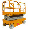 Self Propelled Scissor Lift One Man Lift/Hydraulic Elevator Lift / Home Cleaning Elevator