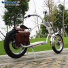 China Manufacturer 800W 60V 90km Long Range Electric Citycoo Cool Vintage Certificated Rechargeable Beach Cruiser Electric Chopper Bike for Adults
