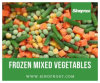 Frozen Vegetables, IQF Vegetables, IQF Mixed Vegetables, Frozen Mixed Vegetables, ISO/HACCP/Brc/Kosher/Halal Certificates, Competitive Prices