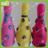 Vinyl Bowling Pet Dog Toy