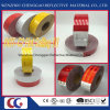 White 6′′ and Red 6 ′′ DOT C2 Conspicuity Adhesive Traffic Safety Reflective Tape