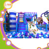 Preschool Ocean Theme Style Indoor Playground Kids Slide