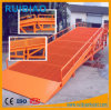 8 Ton Foldable Steel Container Ramp for Forklift