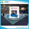 Mobile Hydraulic Revolving Car Exhibition Stage on Promotion