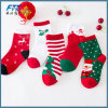Promotional Plush Christmas Stocking Sock for Kids