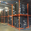 Forklift Portable Collapsible Stacking Metal Truck Spare Tire Post Pallet Rack