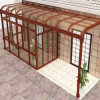 Aluminum and Laminated Glass Conservatory