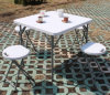 85cm Square Foldable Table/Coffee Table/Outdoor Table (HP-85F)