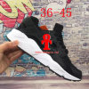 Famous Women Aloha Air Huarache Run Sport Shoes Classic Girls Floral Print Huaraches Sports Running Shoes Trainer Sneakers Size 36--45