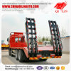 Customer Request Material 8X4 Drive Type Low Bed Truck