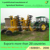 Heavy-Duty Hydraulic Wing Disc Harrow