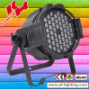 54PCS 3W RGBW Tianxin LED PAR Can Light