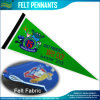Mall/Supermarket/ Shop /School Event Felt Pennant and Pennant Flag (M-NF12F13014)