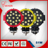 2016 Hottest 7′′ 51W LED Light for Pick-up/SUV/Offroad