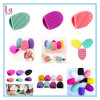 Silicone Cleaning Eggs Brush Egg Cosmetic Brush Cleanser Make up Brush Cleaner